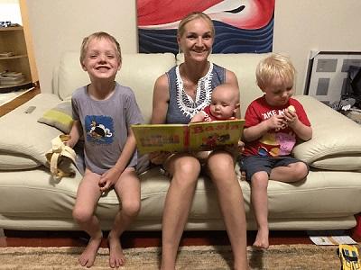 karolina 1 - Matka Polka w Australii