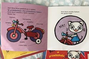 books article 16 - Polish books for children in bilingual family